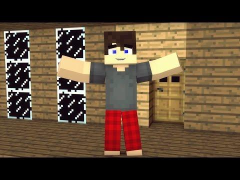 Minecraft: PRIMEIRO ANDAR DA CASA FICOU PRONTO! - VIDA NAS NUVENS #6