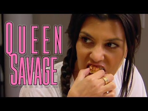 Kourtney Kardashian's Most SAVAGE Moments On KUWTK!