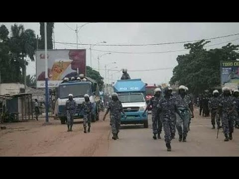 TOGO: OPPOSITION COALITION CALLS OFF PLANNED PROTEST