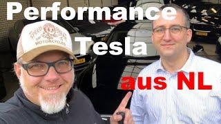 Tesla Model S P85 mit Autopilot für Rüdiger vom Teslaoccasioncenter NL