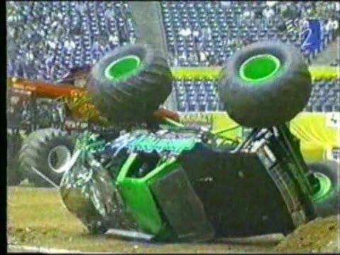 Inside Monster Jam - Dallas 1998