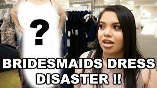 Video Bridesmaids Dress Shopping!! download MP3, 3GP, MP4, WEBM, AVI, FLV Juni 2018