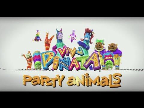 Viva Pinata: Party Animals- Let's Play Walkthrough - Big Contest(XBOX360)