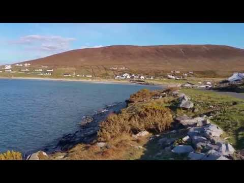 The Coastline Of Achill Video