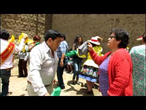 Punkay en Pomabamba San Juan  Bautista 2016