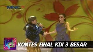 """Download Didi Kempot Feat. Julia Perez """" Cintaku Sekoyong Konyong Koder """" Kontes Final KDI 2015 (1/6)"""