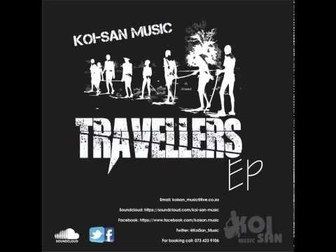 Dj Malvado ft Eddy Tussa - Zenze (Koi San Style Uhuru Remix) Koi-San Music