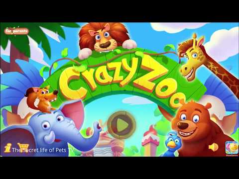 The Secret Life Of Pets - Play With Favorite Animals Through Game Crazy Zoo - Game for Kids