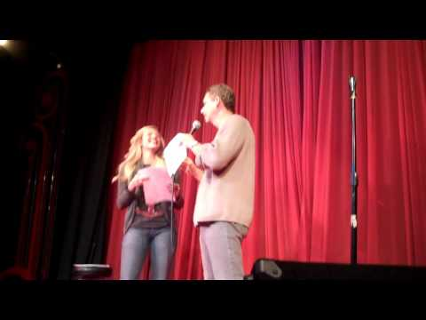 Ken Michelman live at The Comedy Store in Los Angeles