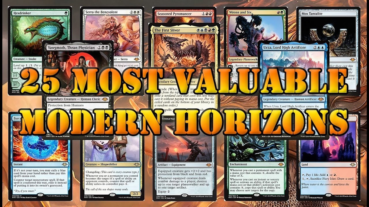 Modern Horizons Price Guide