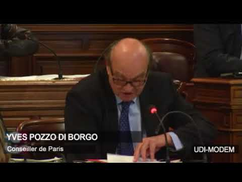 Plan Climat Energie - Yves Pozzo di Borgo