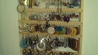 Review: Wall Mount Jewelry Organizer