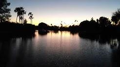 Sunset in Mesa, AZ