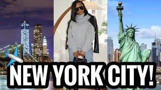 AsToldByAshley Travel Vlog! ⇢ NEW YORK CITY   Bodega Boys, Birthdays, and Brunch