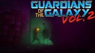 Luke Cage Season 2(Guardians Of The Galaxy Vol 2)Opening Style
