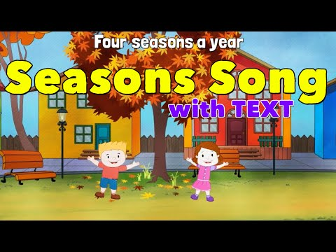 Under The Big Tall Chestnut Free Song - 4 Seasons Song For ...