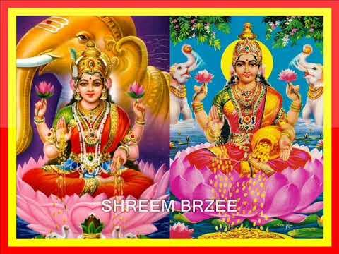 1008 Times - SHREEM BRZEE (Lakshmi Devi Mantra) Dr. Pillai