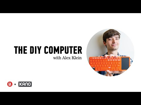 The DIY Computer: A Discussion with Kano