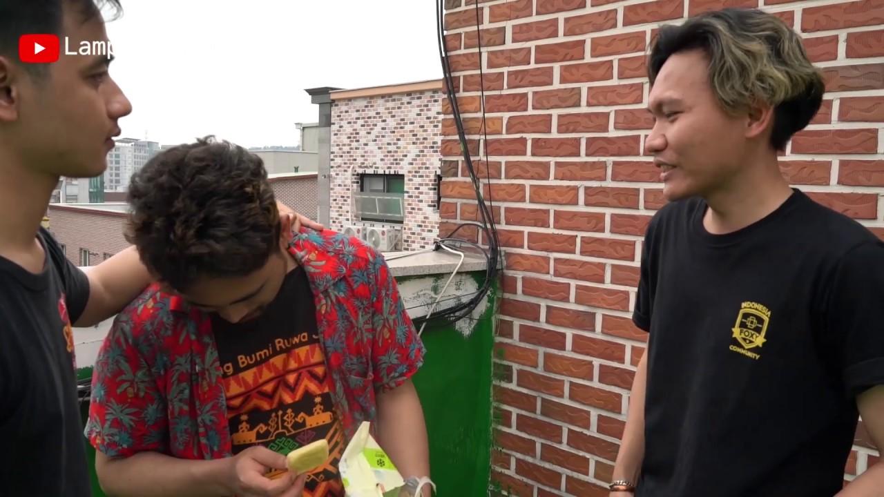 Film bahasa LAmpung di KOREA