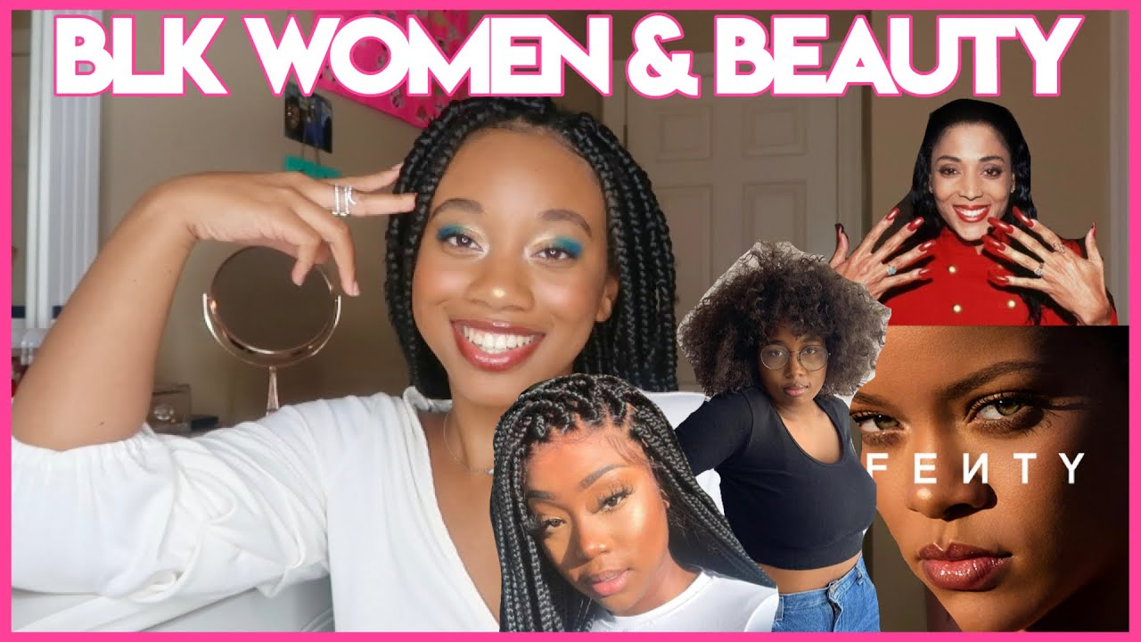 BLACK WOMEN AND THE BEAUTY INDUSTRY | Hair Braiders, Black Owned Businesses, Fashion, Skin Care