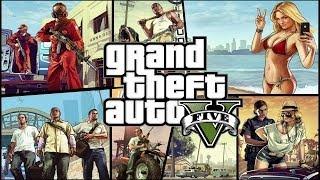 Grand Theft Auto 5 Devin