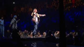 Justin Timberlake-MORNING LIGHT The Man Of The Woods Tour Centre vidéotron 13/10/2018