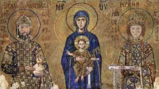 Repeat youtube video Byzantine chant - Δεύτε λαοί