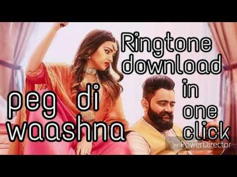 Peg Di Vasna_-_amrit Maan_-_ringtone Download_-_latest Punjabi Song