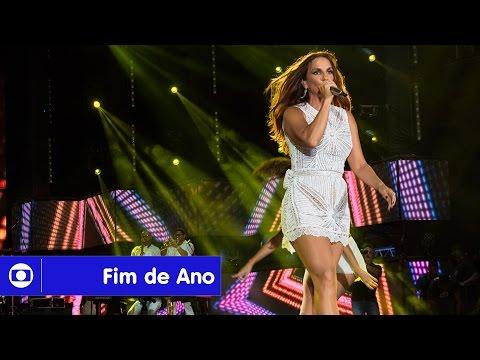 Show da Virada: Ivete Sangalo vai comandar a festa!