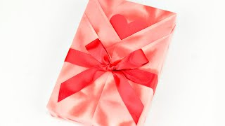 Elegant Kimono Style Japanese Gift Wrapping to Level Up Your Gift-Giving