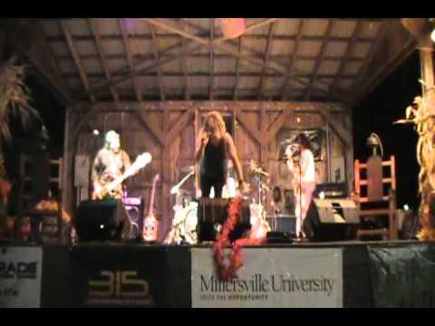 "Van Halen Tribute Band FAIR WARNING Covering ""Panama"""
