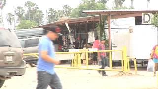 Flea market vendor jailed for