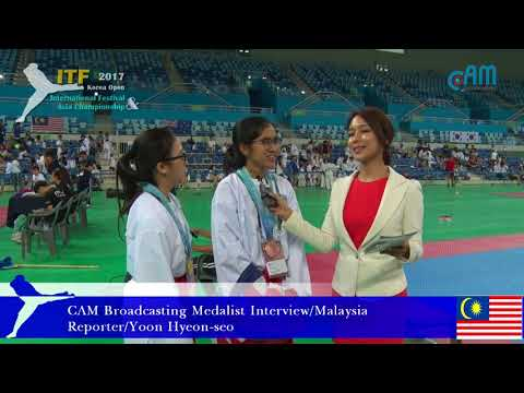 CAM Broadcasting Medalist Interview/Malaysia