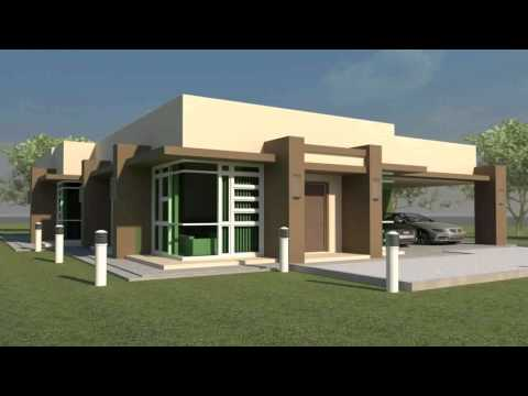 Exterior House Design For Small Spaces Philippines - YouTube