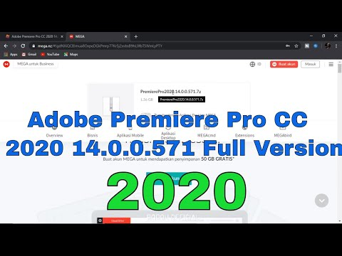 Adobe Premiere Pro CC 2020 14.0.0.571 Full Version