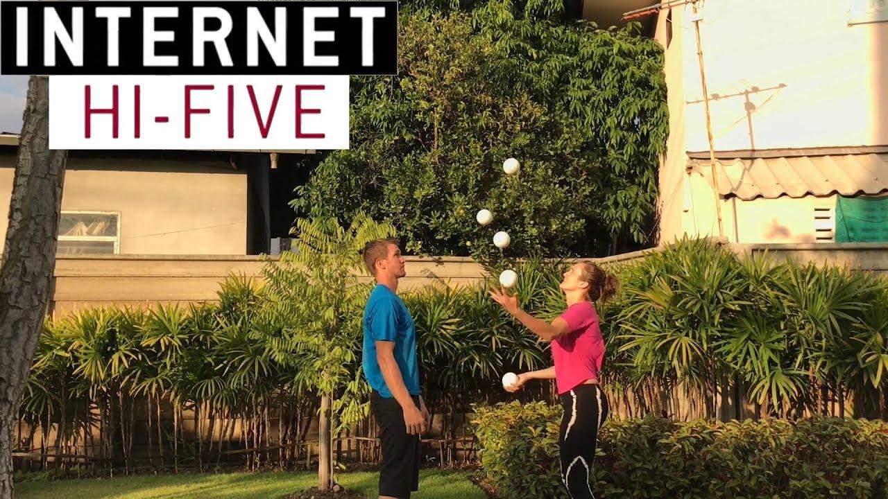 Top 5 Ways I Juggle My Problems || Internet Hi-Five