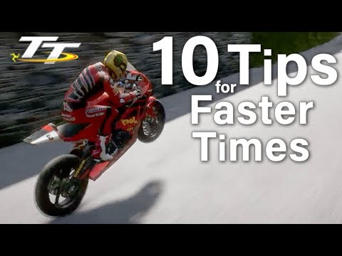 TT Isle of Man - 10 Tips for Faster Times