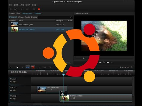 How to Install OpenShot Video Editor Under Ubuntu 16.04 LTS  (Xenial Xerus)