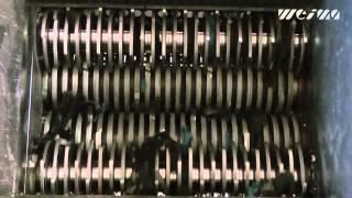 Шредер промышленный для измельчения пластика WEIMA ZM(, 2013-11-20T17:27:37.000Z)