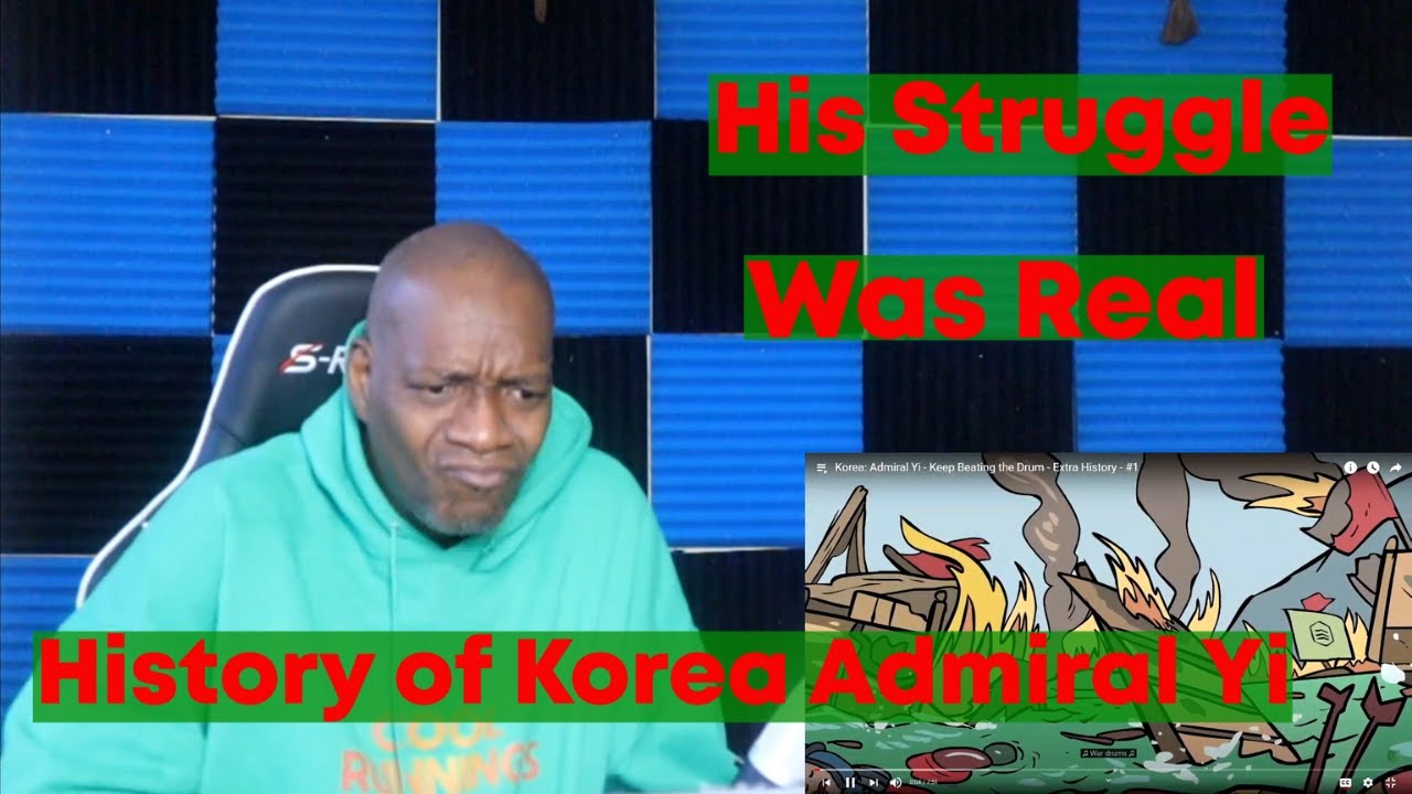 Download History of Korea: Korea: Admiral Yi - Keep Beating the Drum - Extra History - #1(REACTION)