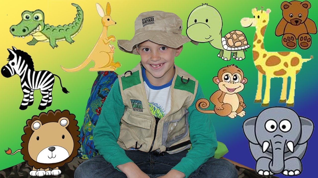 Zookeeper David Family Fun Pack