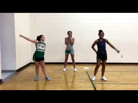 8 Cheer - Defense Attack. Sack that Quarterback (orGet that ball back)