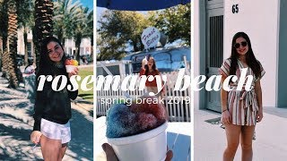 last week I went to inlet beach by rosemary for spring break, this is a short montage of what we did places we went- Donut Hole in Inlet Beach George's in Alys ...