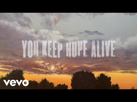 Mandisa, Jon Reddick - You Keep Hope Alive (Lyric Video)