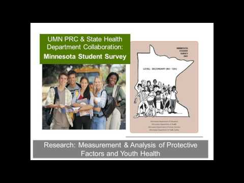 PRC Webinar 3: Preventing Risk Behavior by Building Resilience Among Youth