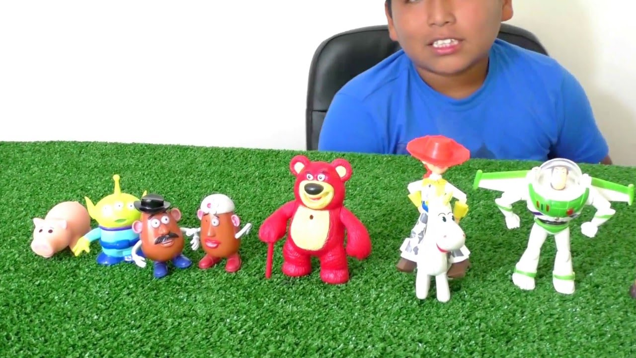 Juguete de juguete de toy story 2019 new toy story toy collection 2019 youtube - Cochon de toy story ...
