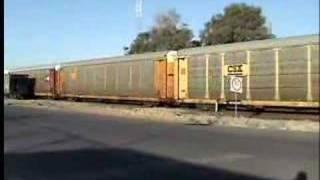 Tren en Gregorio Garcia