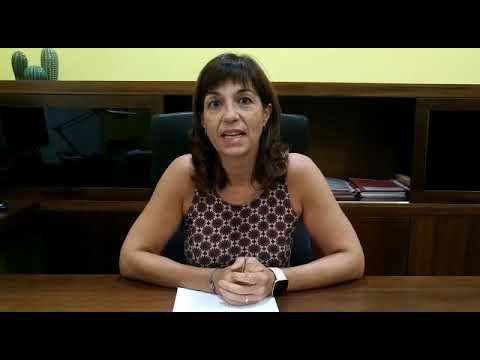 Missatge de l'alcaldessa de Tàrrega,Alba Pijuan  davant l'augment de casos positius de coronavirus