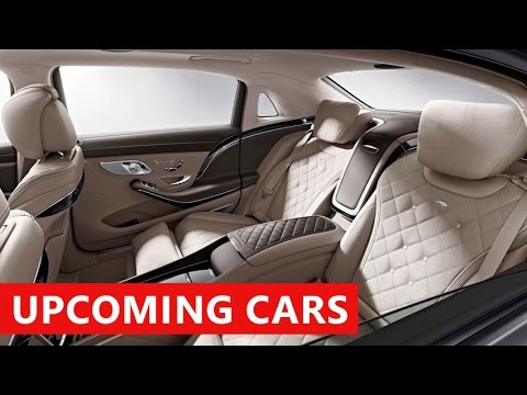 5 Best Cars From Mercedes-Benz Coming in 2018