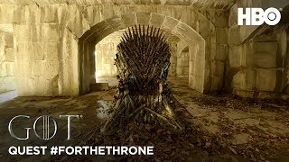 Throne of the Crypt | Quest #ForTheThrone - Day
